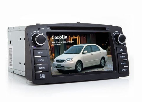Car CD/DVD Player