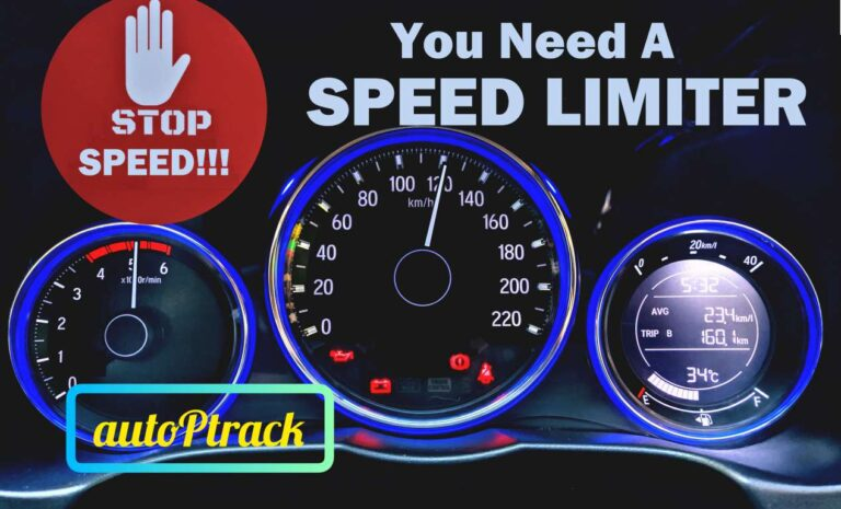 vehicle speed limiter or vehicle speed governor